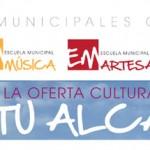 Empieza el curso en las Escuelas Municipales Culturales