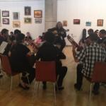 Concierto de la Orquesta de Guitarras en Colmenar de Oreja