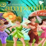 """Musical Infantil """"Campanilla, el origen"""", sábado 16 de mayo"""