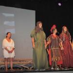 """El Grupo de Teatro de la Escuela Municipal representa """"La vida de Brian"""""""
