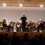 Más de 120 personas presenciaron el Concierto de la Agrupación 5º Traste
