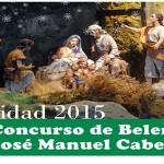 """Concurso de Belenes """"José Manuel Cabezas"""""""