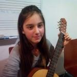 Iratxe Santamaría del Río. Lenguaje Musical y Guitarra española