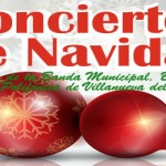 Concierto de Navidad, sábado 19 de diciembre en al Auditorio Municipal Sebastián Cestero