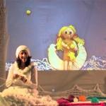 """Teatro para Bebés """"Lana de luna"""", domingo 24 de enero"""
