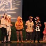 """Grandes y pequeños disfrutaron de un Teatro de Reyes """"de risa"""""""