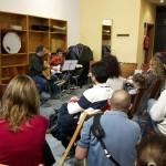 Exámenes y muestras de fin de curso Escuela de Música