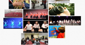 Inicio del curso 2021-2022 Actividades Culturales